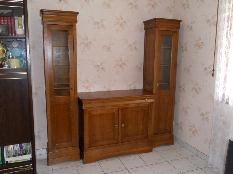 reproduction de meuble en bois