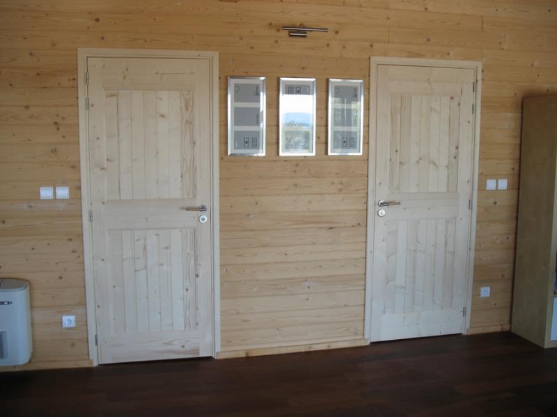 portes d 39 int rieur petite menuiserie galeries l 39 art du bois. Black Bedroom Furniture Sets. Home Design Ideas